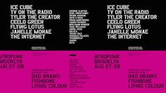 Afropunk Brooklyn's 2016 Lineup Announced | Pitchfork