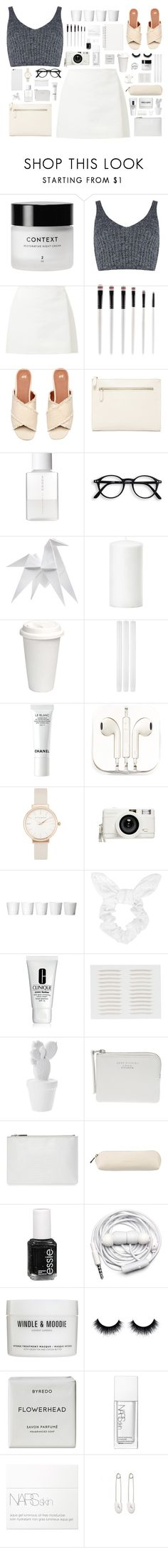 """""""Crossover Mules - Collab with brooklynself"""" by trendytomato ❤ liked on Polyvore featuring J.O.A., Zaid Affas, Forever 21, SUQQU, Hermès, Muji, Chanel, PhunkeeTree, Olivia Burton and Lomography"""