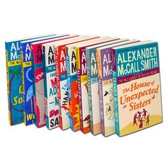 No. 1 Ladies Detective Agency Series 10 Books 11-20 Collection Box set