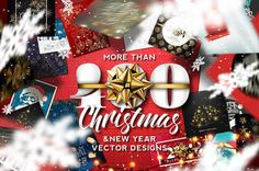 400 Christmas and New Years Vector Designs - only 19! http://pic.twitter.com/5i5tWH3edI   Game Designer World (@LoveDesignGame) November 29 2017