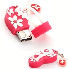 USB con forma de chancla