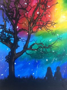 Star Gazers at Pinot's Palette - Woodlands
