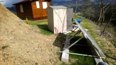 Instalación fotovoltaica aislada en Arantzazu