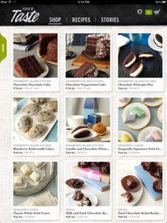 thumbnails onGilt Taste