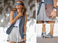 VESTS: A REVIEW OF 4 YEARS | My Daily Style en stylelovely.com