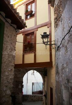 #Jérica, #Castellón. #CaminodelCid