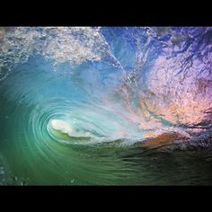 Surfing shots from GoPro are always the best