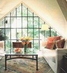 triangle window-Attic??