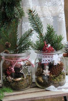 Rustic Christmas, Vintage Christmas, Christmas Time, Christmas Wreaths, Christmas Crafts, Christmas Decorations, Christmas Cover, Christmas Candle, Holiday Tree