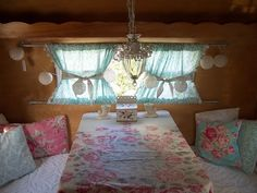 The Tin Can Cottage: My New - Shabby Chic Look - Let's Go Glamping!