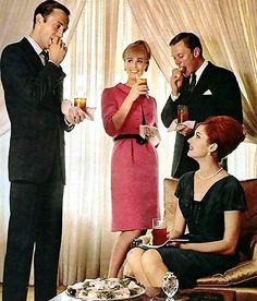 Retrophile — danismm:   successful entertaining cocktail...
