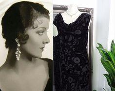 Floaty Dress, Lilac Dress, Ball Dresses, Ball Gowns, Prom Dresses, 1920s Fashion Dresses, Art Deco Dress, 1930s Style, Bias Cut Dress