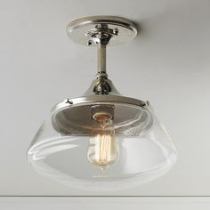 Modern Diner Ceiling Light