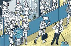 Nathan Daniels. La linea clara y los temas tecnológicos siempre se han llevado bien.