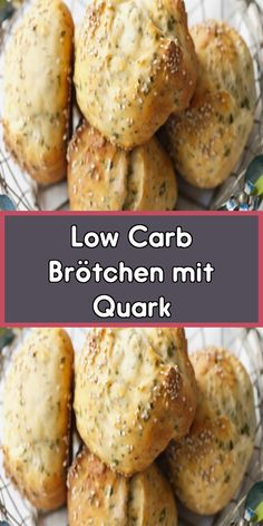 Low Carb Brötchen mit Quark Hearty low carb and infinitely delicious: You are guaranteed to add the low-carb rolls with curd immediately to your standard repertoire. Healthy Diet Plans, Healthy Nutrition, Low Carb Bun, Benefits Of Potatoes, Nutritional Yeast Recipes, Diet Menu, Different Recipes, Food Network Recipes, Crockpot Recipes