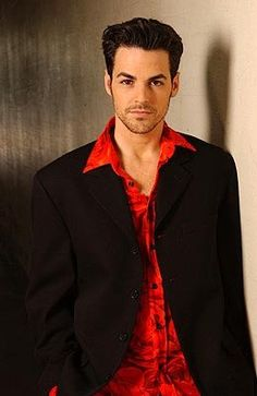 """David Lago as Raul Guttierez CBS's """"The Young & The Restless"""" Young and the Restless"""