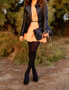Adorable - love the pop of color