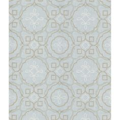 Brewster WallcoveringSpanish Tile Wallpaper/ this might be the one!!