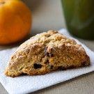 Cranberry Orange Scones | Eclectic Recipes