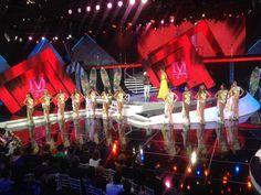 Las Candidatas del Miss Venezuela 2016. en su Desfile en traje de Baño by Antoni Azocar