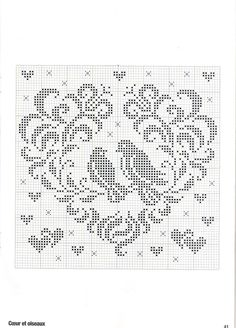 Love Birds cross stitch