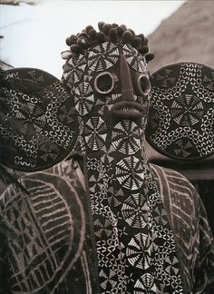 Dogon (Mali) Ceremonial Mask