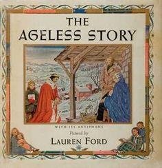 1940 Caldecott Honor - The Ageless Story by Lauren Ford