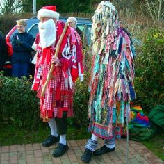 Morris Dancers Boxing Day Morris Dancing and Merriment Happy Boxing Day, Morris Dancing, Winter Hairstyles, Dancers, Plaid Scarf, Kimono Top, Hair Color, Tops, Women