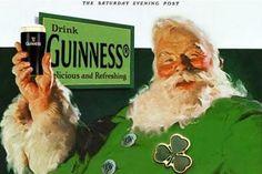 Guinness' very own Irish Santa