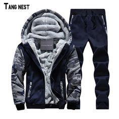 Winter Hooded Tracksuit Set Thick Hoodie //Item is FREE Shipping Worldwide! //     #fashion #autumn #winter #spring #trending #latest #new