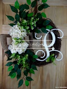 hydrangea wreath.grapevine wreath.burlap wreath.monogram wreath.outdoor wreath.spring wreath.summer wreath.fall wreath.thanksgiving wreath.christmas wreath,initial wreath.door wreath.decomesh wreath.wreath.wedding.housewarming.rustic   This wreath will surely make a burst of pure sunshine to enchance your front door!! The dazzling design will surely make your door extraordinary!!    Add a bright accent to your décor with this wreath.A welcoming design that is sure to brighten any…