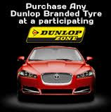 Purchase any Dunlop branded tyre. Oliver Tyres is your natural choice for all makes and sizes of tyres ranging from small passenger to extra large Commercial tyres. Find us on Facebook: http://www.facebook.com/OliverTyres.MosselBay