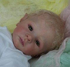 AMAZING REBORN BABY ELF GIRL IRA BY KAROLA WEGERICH NOW ARIEL