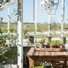 Life on the Farm | Greenhouse | Gardening | Chip & Joanna Gaines