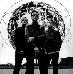 Depeche Mode | by Anton Corbijn