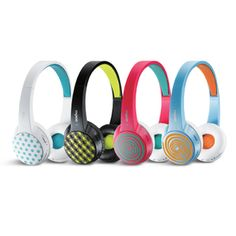 Colorful wireless headphones - Buywithagents