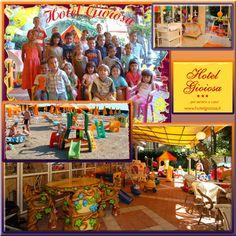 Settembre all'Hotel Gioiosa  adulti € 52 e bambini fino 12 anni € 20  all inclusive!   Last minute settembre dall'8 al 15 un bambino gratis!