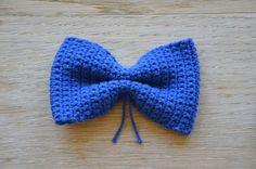 Hæklet butterfly Butterfly, Crochet Earrings, Diy, Jewelry, Ideas, Fashion, Ties, Tejidos, Creative