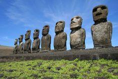Rapa Nui, Chili (iStock)
