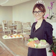 Qui abbiamo già un certo appetito! #sushiorchidea #sushi #rimini #allyoucaneat #sushilovers #sushitime #sushigram #sashimi #nigiri #uramaki #salmon #avocado #rice #fish #japan #japanesefood #food #foodlovers #eat #love #soyasauce #dinner #yummy #gnam #buonappetito by sushiorchidea