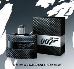 Free Sample of James Bond Fragrance for Men