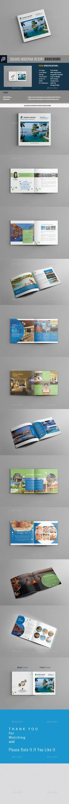 Moderna Resort Brochure