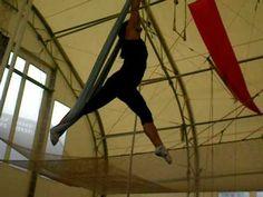 aerial hammock