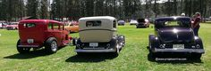 June 28, 2014 Nine Mile Falls, WA Car Show. Pictures taken with only a cell phone. Total spur of the moment time.