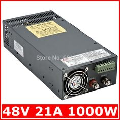 Factory direct> Electrical Equipment & Supplies> Power Supplies> Switching Power Supply> S single output series>SCN-1000W-48V #Affiliate
