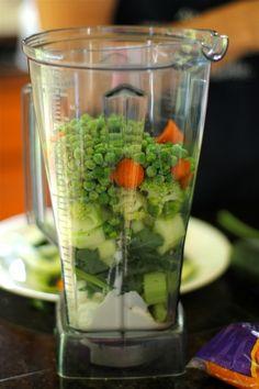 Karen's Green Smoothie   Jessie's Kitchen Chronicles