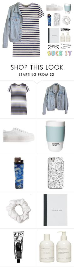 """""""all to myself"""" by anthophilous ❤ liked on Polyvore featuring NLST, American Apparel, Jeffrey Campbell, ROOM COPENHAGEN, INDIE HAIR and Sans [ceuticals]"""