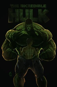 Incredible hulk fan art sex