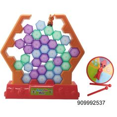 Save the bee stacking table game toy tumbling tower - china Table Game manufacturer - Shantou Bana Import & Export Co., Ltd