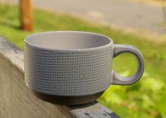 "Member of The Wedgewood Group. Stackable Coffee Mug. ""Stoneware. | eBay!"